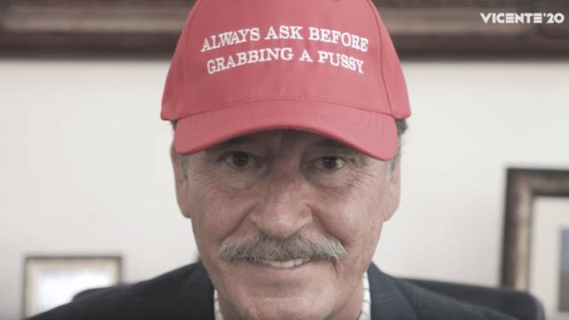 presidente Estados Unidos, Vicente Fox, Donald Trump, Super Deluxe