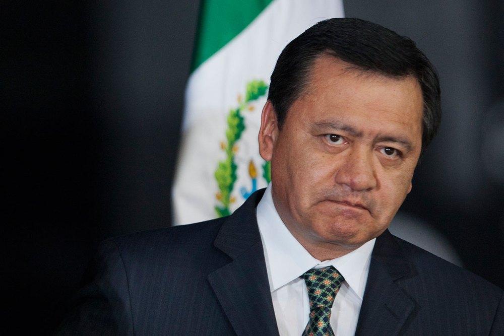Secretario de Gobernación de México, Osorio Chong