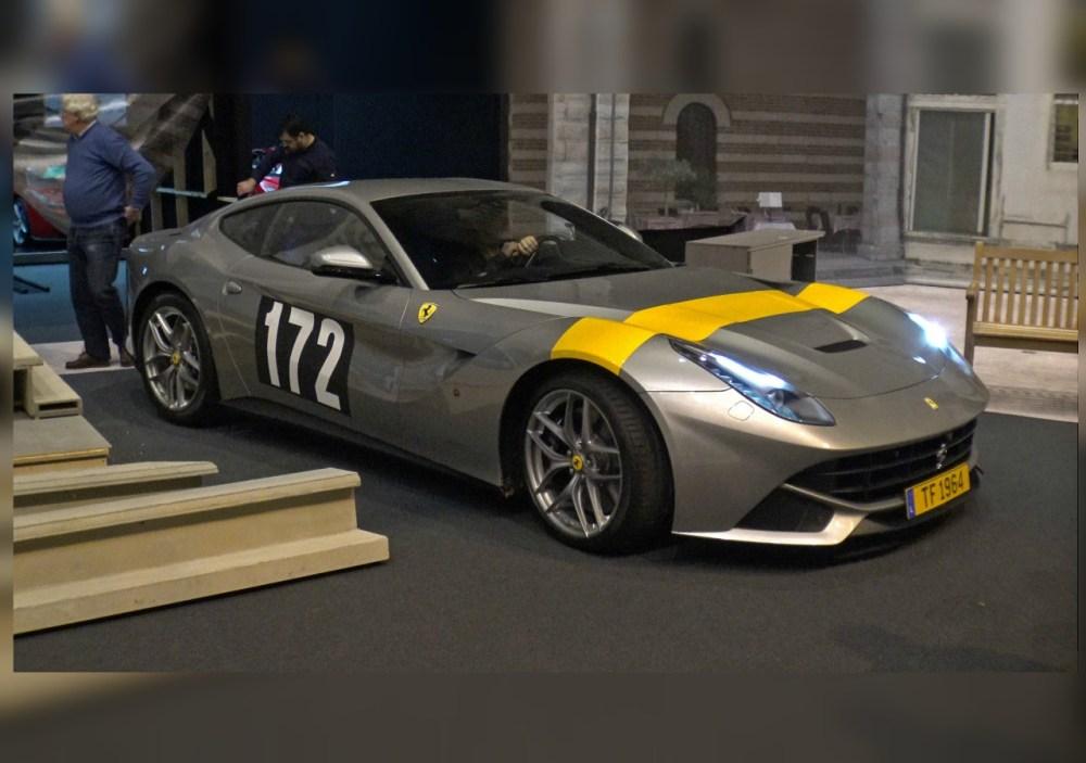 Ferrari F12 Tour de France, Cristiano Ronaldo, Instagram, Ferrari, Coches, Autos