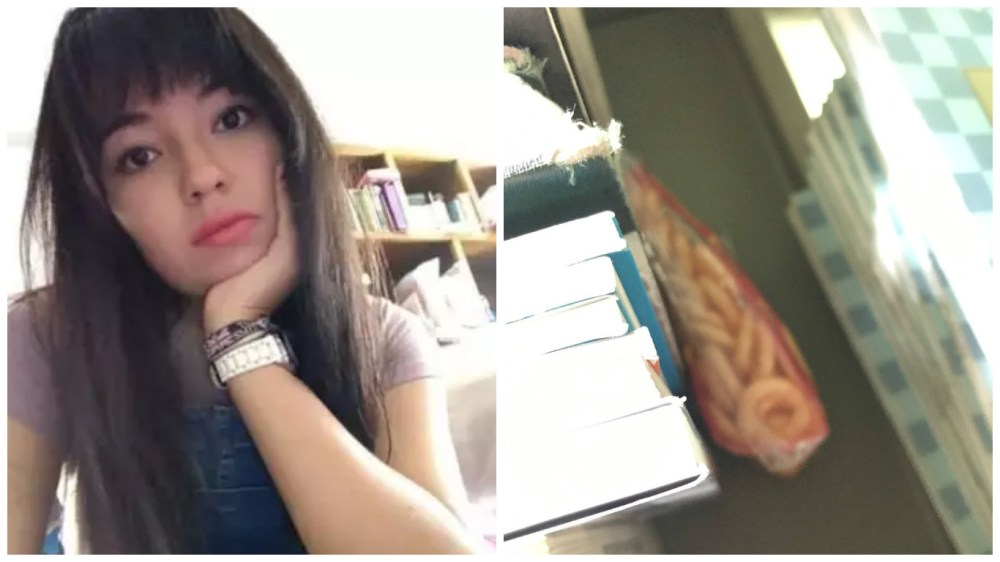 Twittera esconde totis en la Biblioteca Vaconcelos