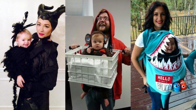 Halloween, Disfraz, Disfraces, Bebé, Bendición, Mejores