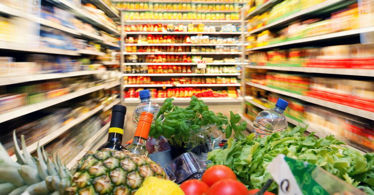 Supermercado carrito