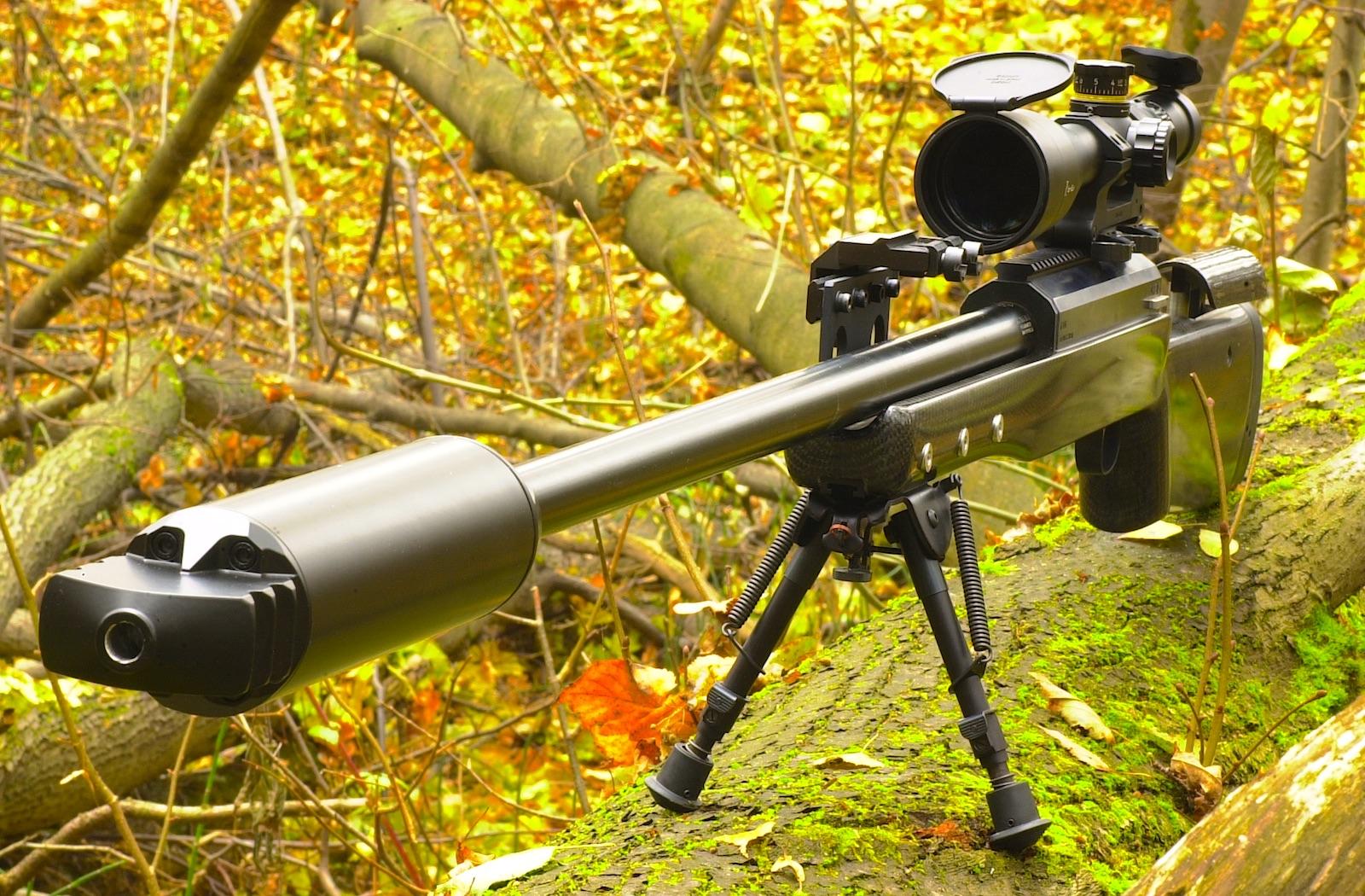 Rifle SVLK-14S