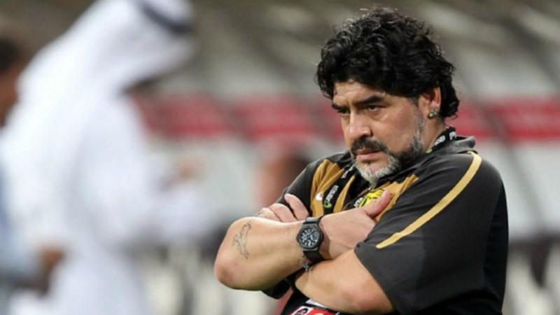 Diego Armando Maradona pide que ya no lo llamen Diegote