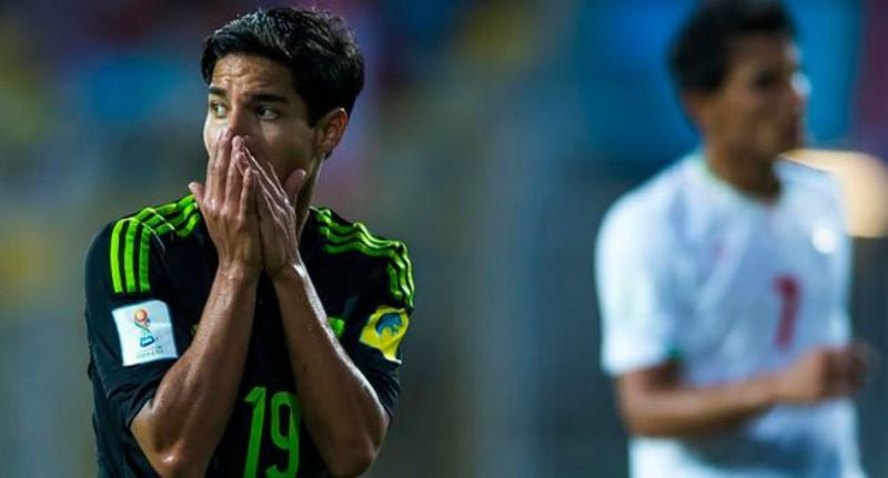 La Selección Mexicana Sub 17 pierde con Irán