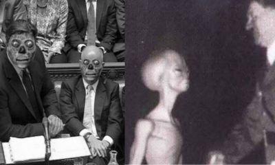 Políticos alienígenas