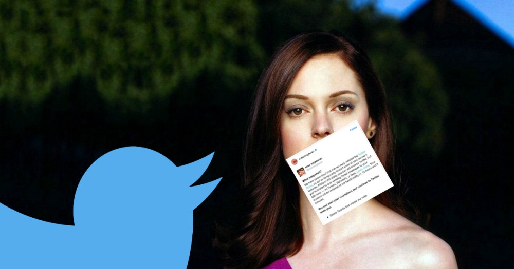 Harvey Weinstein, Abuso Sexual, Rose McGowan, Twitter, Abusos, Weinstein