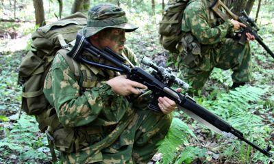 Francotirador ruso
