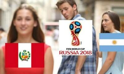 Argentina casi esta fuera del Mundial y los memes no paran