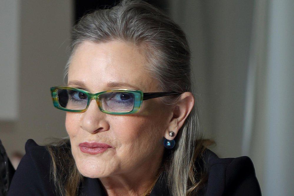 Carrie Fisher, icónica actriz, escritora y promotora de la salud mental
