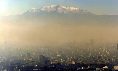 La contaminación del aire de la CDMX te quita años de vida
