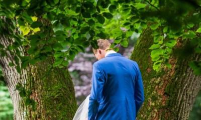 Fotografía de bodas escandaliza a Holanda y las redes sociales