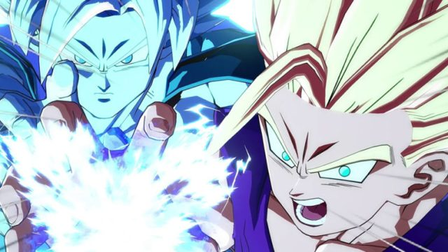 Gohan muestra su poder en un avance de Dragon Ball FighterZ