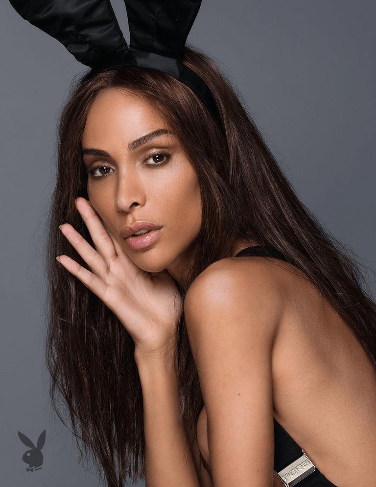 Ines Rau, modelo, primera playmate trans