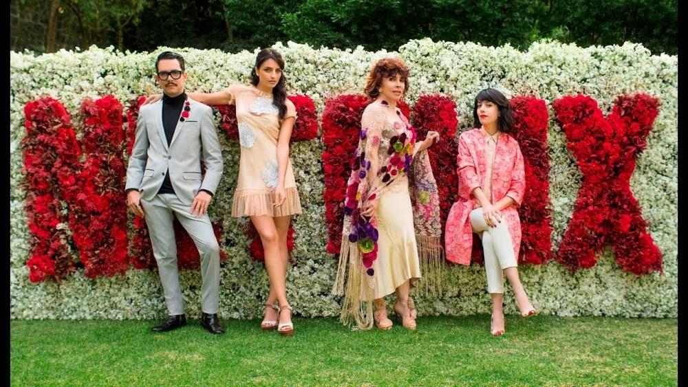 La casa de las flores de Manolo Caro, serie de Netflix