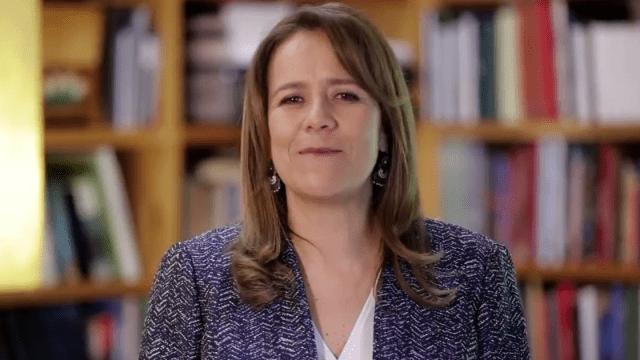 Margarita Zavala anunció su salida del PAN