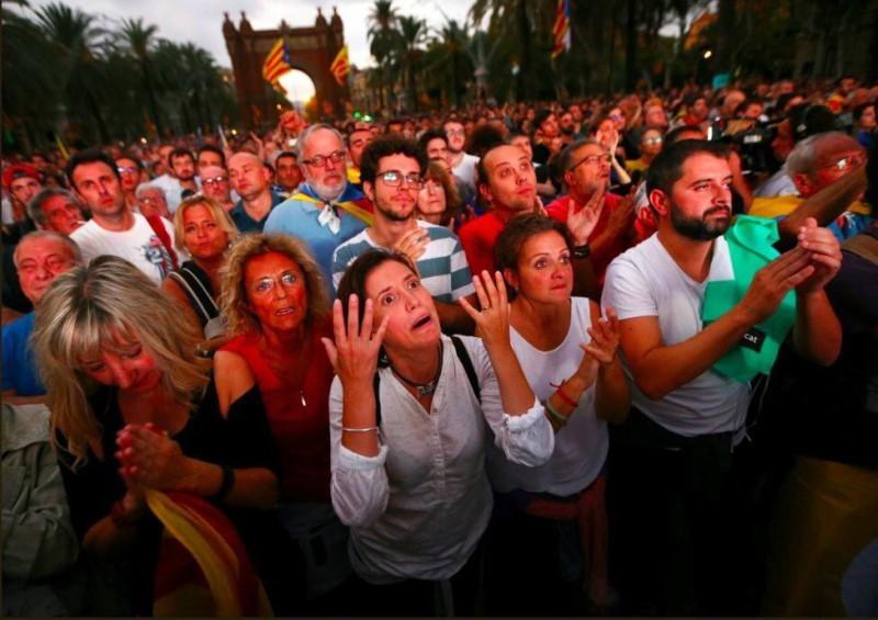 Cataluña y su independencia han generado memes divertidos