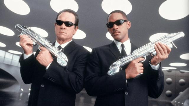 Habrá una nueva película de Hombres de Negro sin sus protagonistas