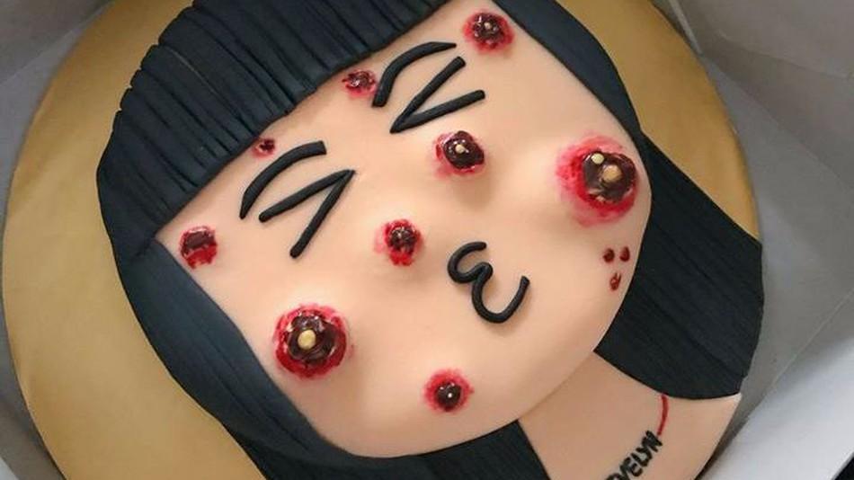 Ya puedes sentir en un pastel el placer de exprimir granitos