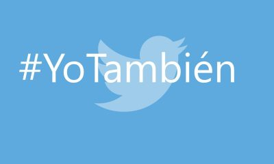 Campaña #YoTambién #MeToo en redes sociales