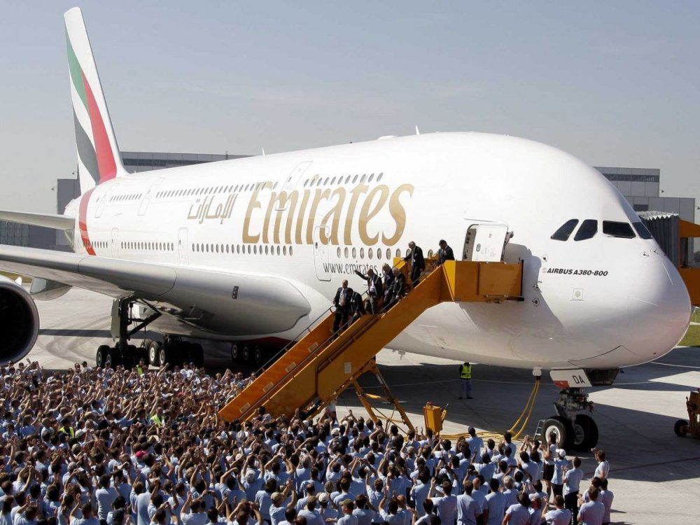 Después de ver este aterrizaje forzoso de un Airbus A380 pensarás dos veces antes de volar
