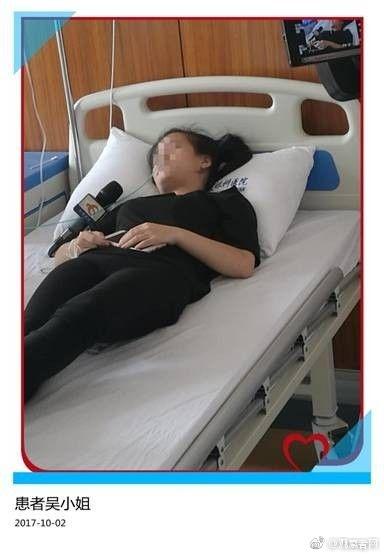 Una joven china se quedó ciega por jugar todo el día en su celular