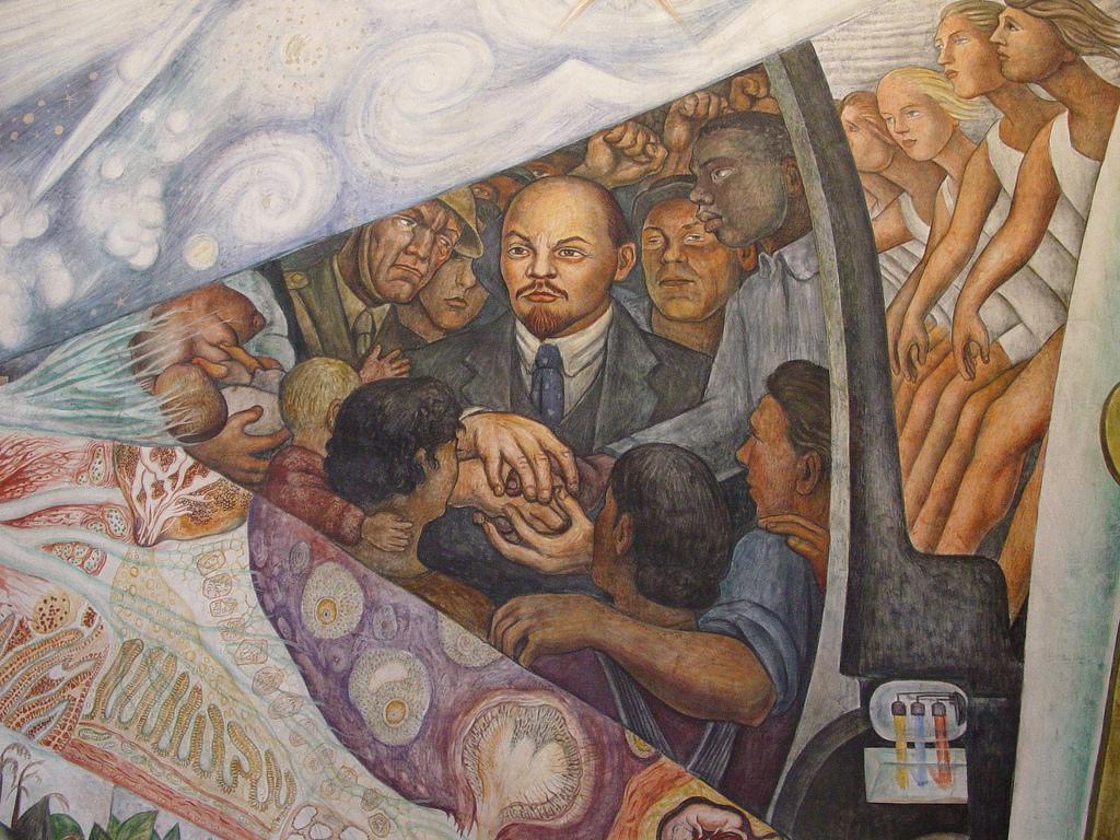 Lenin_en_Mural_de_Rivera