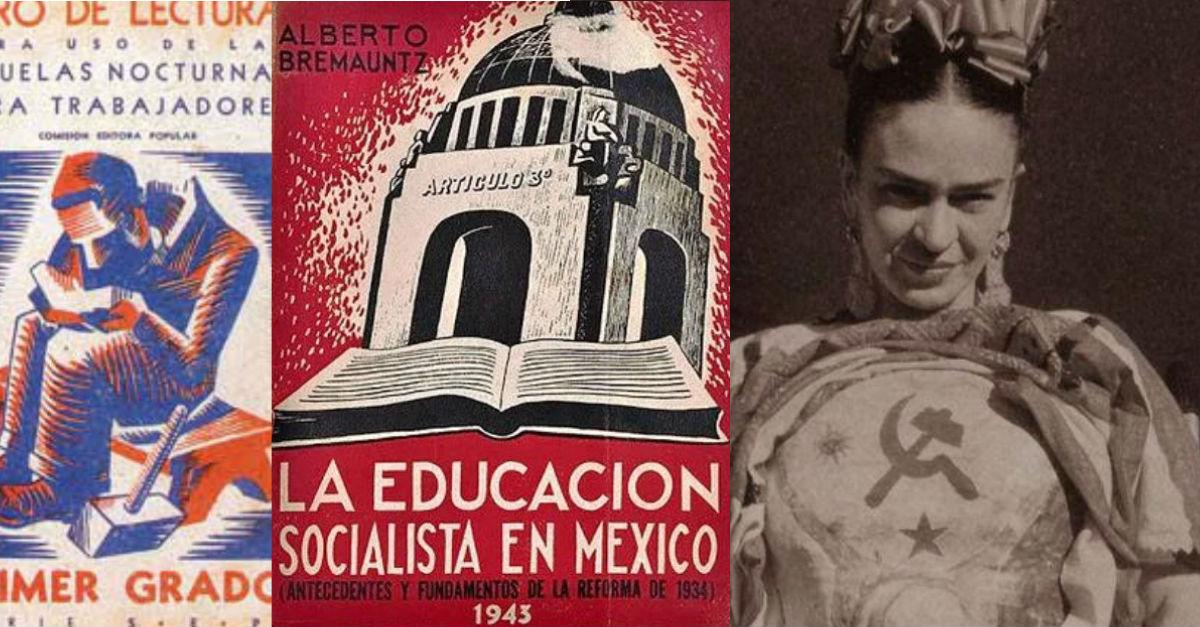 Entre comunistas te veas - Página 7 ComunistaMexico