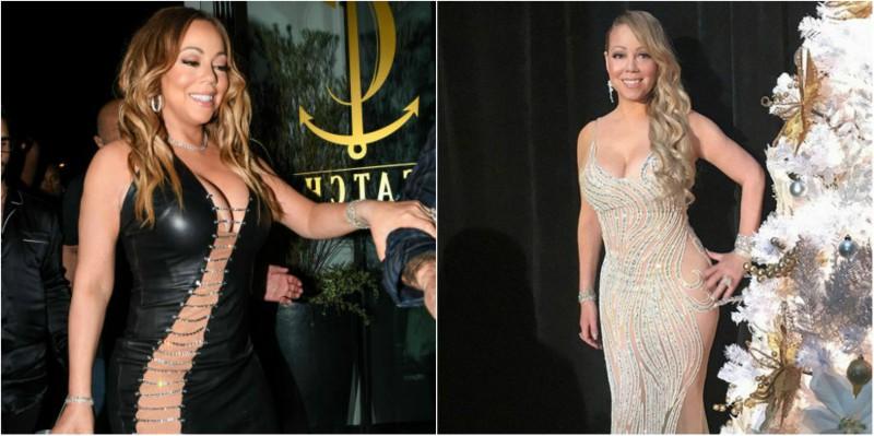 Mariah Carey sorprende a Instagram con su nueva figura