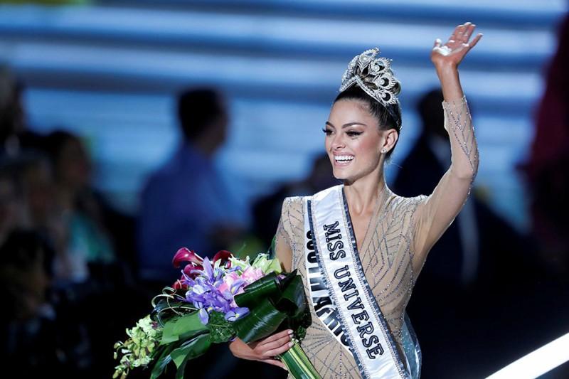 Datos pocos conocidos sobre la nueva Miss Universo