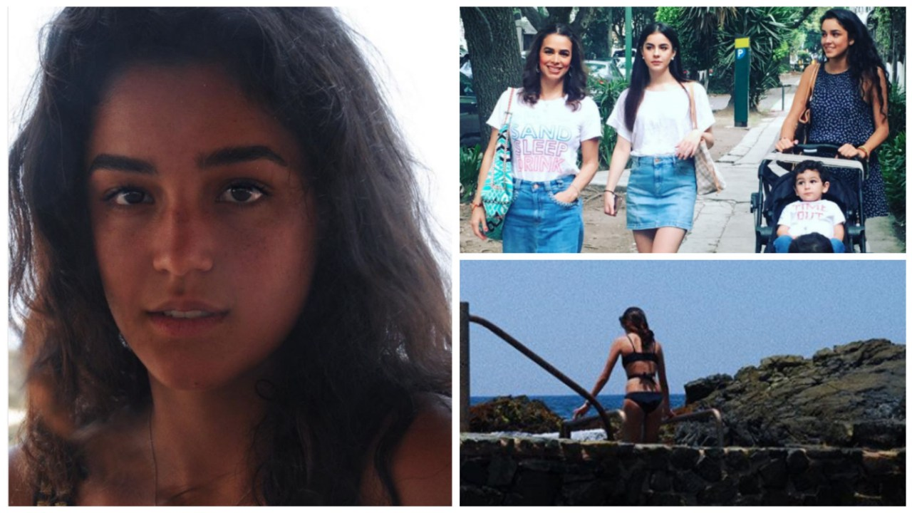 Hija Bibi Gaytán, Eduardo Capetillo, Bibi Gaytán, Bikini, Fotos, Instagram