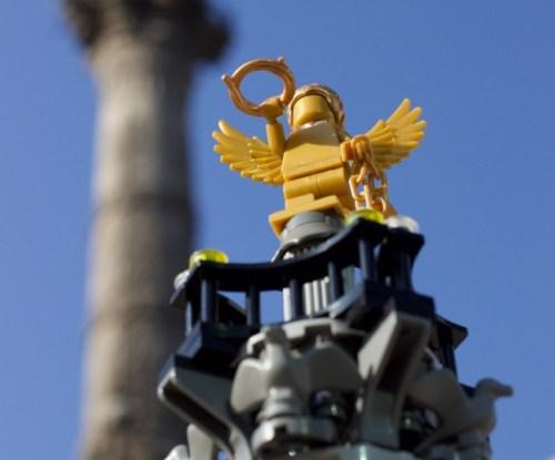Ángel de la Independencia, Sets de Lego, El Angel, Lego, Monumentos, Votación