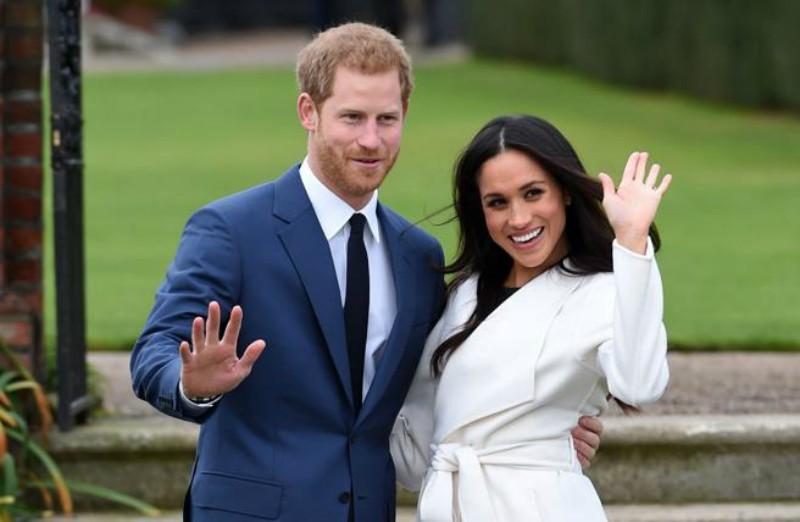 Boda de Meghan Markle y el príncipe Harry