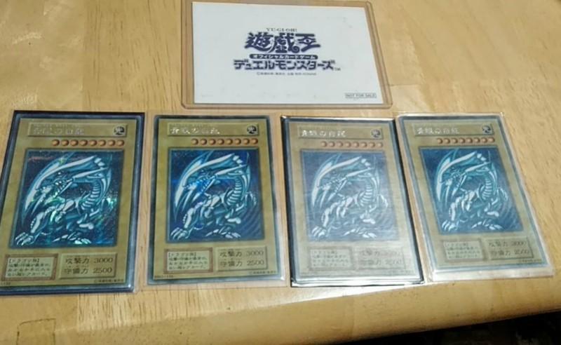 Padre vende cartas de Yu-Gi-Oh para educación de su hija