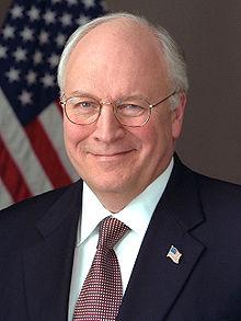 Ex vicepresidente Dick Cheney