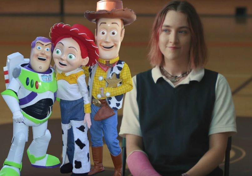 Lady Bird le quitó su récord a Toy Story 2