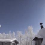 Meteorito en Finlandia convierte la noche en día