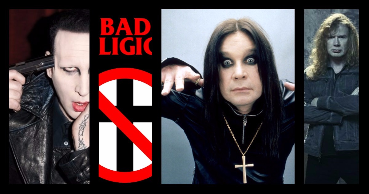 Hell & Heaven, Ozzy Osbourne, Dave Mustaine, Marilyn Manson, Bad Religion