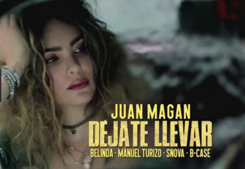 Juan Magán, Manuel Turizo, Kim Kardashian Déjate Llevar, Belinda, Rihanna