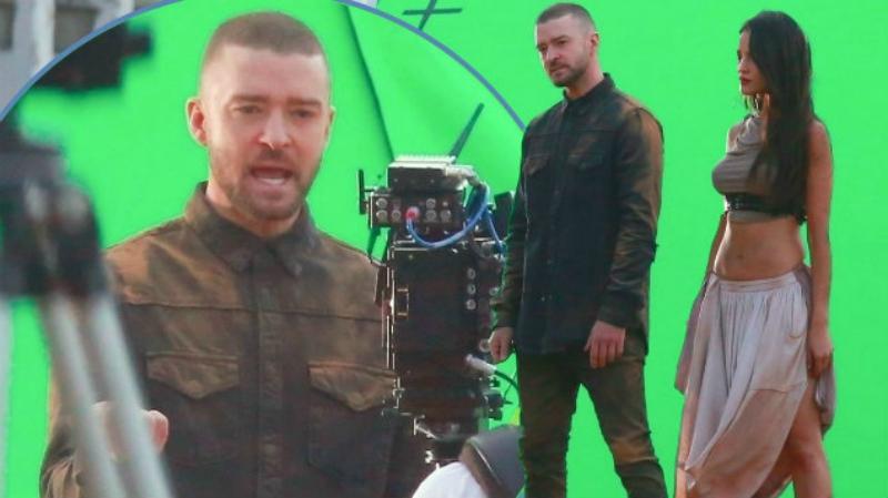 Eiza González, Justin Timberlake, SuperBowl, Video, Eiza, Timberlake