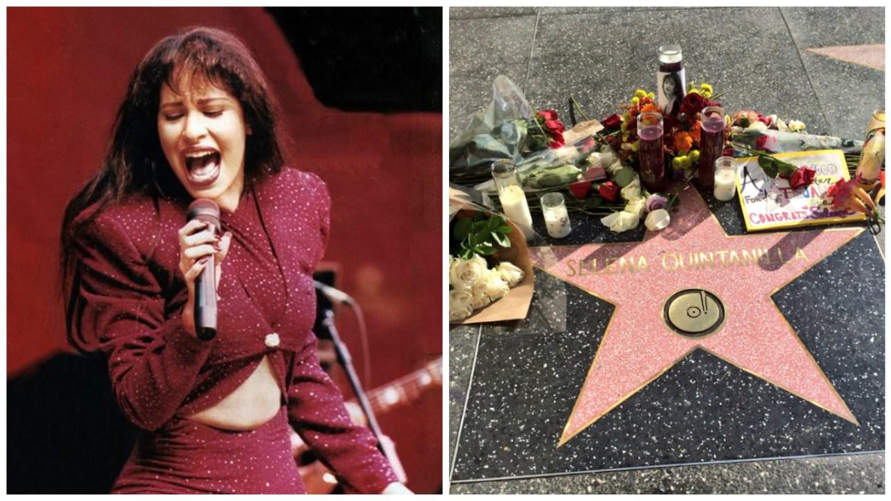 Selena ya tiene su estrella en Hollywood y acaba de destronar a Chente