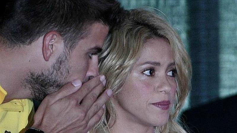 Gerard Piqué, Shakira, Piqué, Pelea, Separación, Divorcio