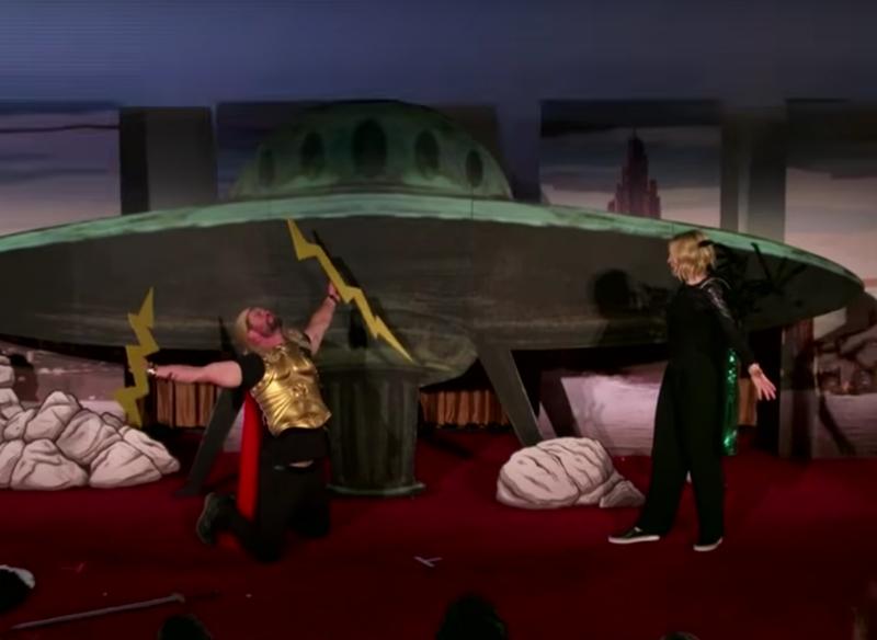 ¿Por qué la versión de Thor: Ragnarok con bajo presupuesto es mejor que la original?