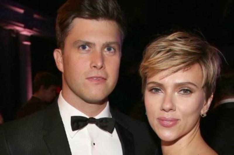 Scarlett Johansson presume a su nuevo novio