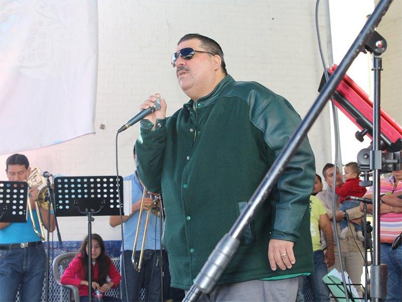 Concierto de Maelo Ruiz en el Reclusorio Norte