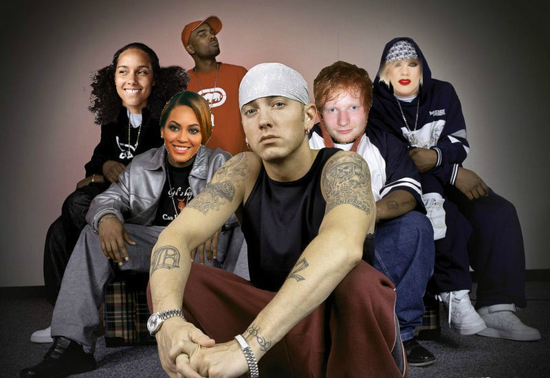 Disco Nuevo Eminem, Eminem, Revival, Discos, Beyónce, Rap