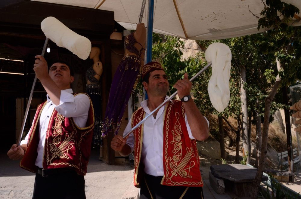 Helado turco, dondurma