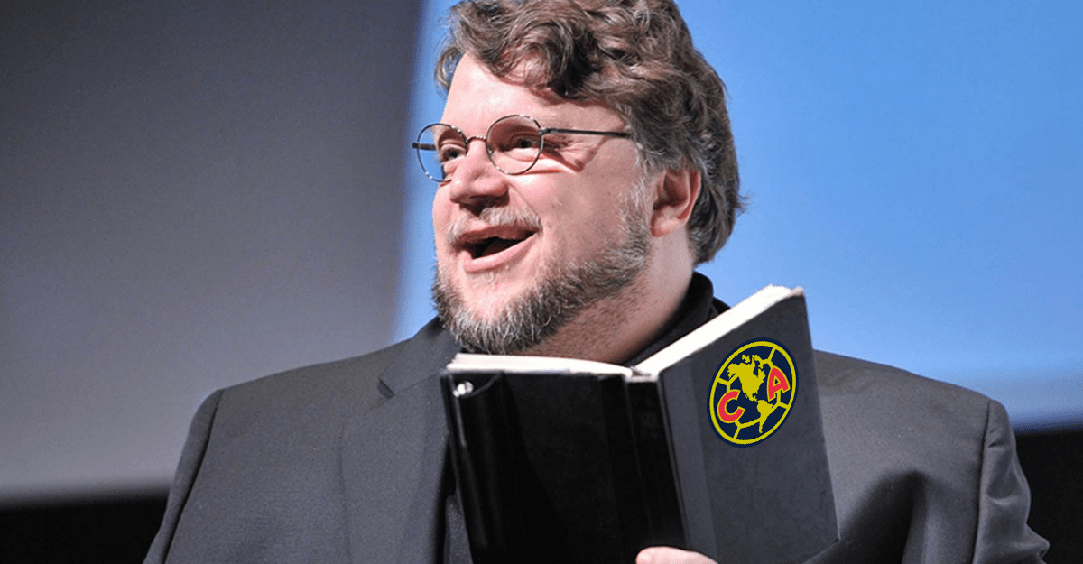 Guillermo del Toro Oscar futbol América Atlas futbol