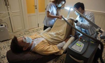 El tratamiento de moda en Bangkok es el blanqueamiento de pene