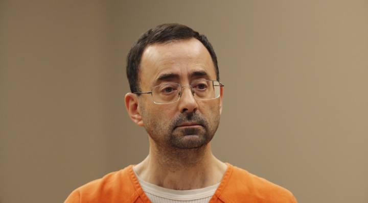 Larry Nassar, médico acusado de abusar del equipo de gimnasia estadounidense